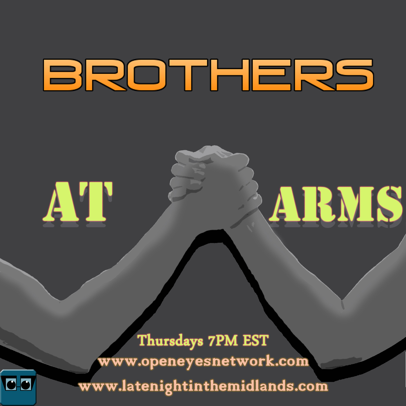 Brothers At Arms Podcast   NEW Show every other Thursday!