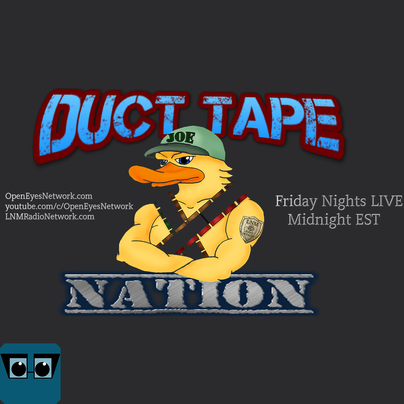 Duct Tape Nation   NEW Show every Friday!