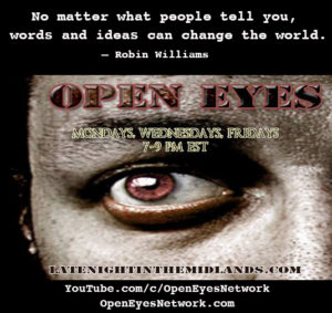 open eyes-williams