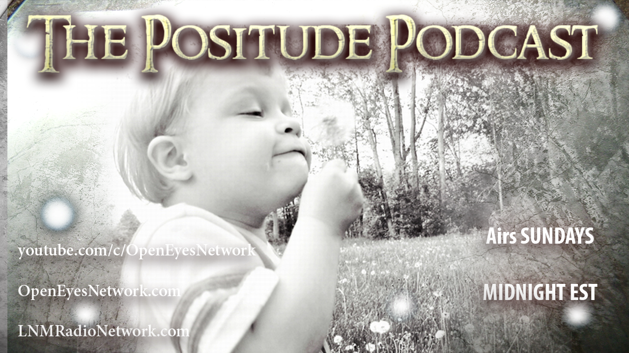Positude Podcast   NEW Show every week!