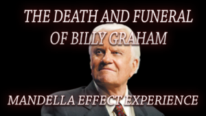 Billy Graham Mandella YT