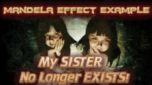 mandela effekt examples